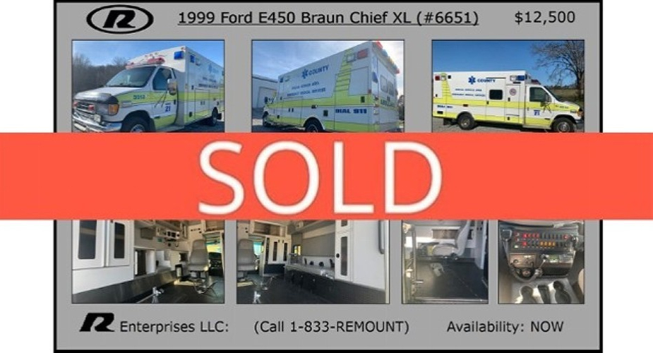 #6651 Sold